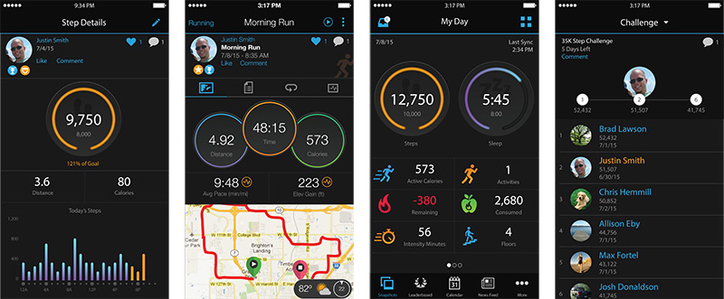 Garmin Connect Mobile App