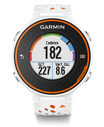 garmin forerunner review - running dynamics