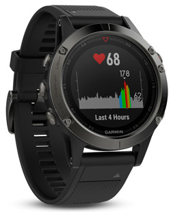 garmin fenix 5 comparisons