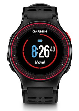 garmin forerunner 225 review activity tracking
