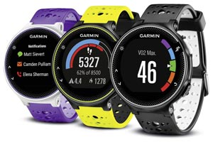 garmin forerunner 230 comparison