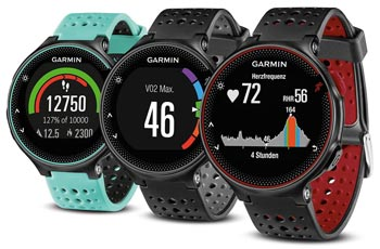 garmin forerunner 235 comparison
