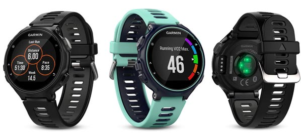 garmin forerunner 735xt comparison