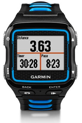 garmin forerunner 920xt review - running metrics