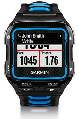 garmin forerunner 920xt review - smartphone notifications
